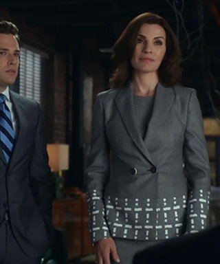 The Good Wife's Work Outfit Inspo for the Week: Don't Fear the Flair!