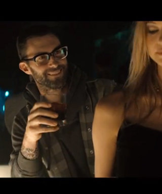 Adam Levine Debuts New Music Video with Help from Wife Behati Prinsloo
