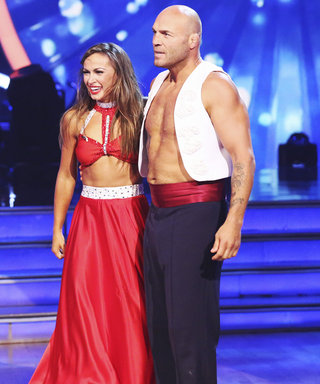 Dancing with the Stars's Karina Smirnoff Talks Last Night's Rocky-Inspired Costume