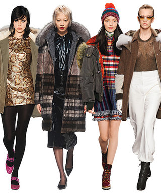 Nab Fall's Most Versatile Piece: The Dress-Up (or Down) Parka