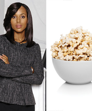 Snack Like Olivia Pope During Scandal