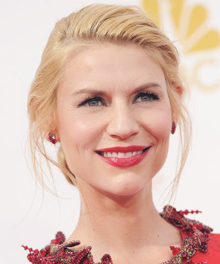 Claire Danes Talks Homeland Season 4 (and What It's Really Like at Her House When She's Getting Red-Carpet Ready)