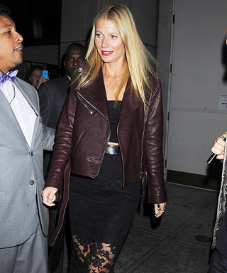 See How Gwyneth Paltrow Is Cropping Up For Fall