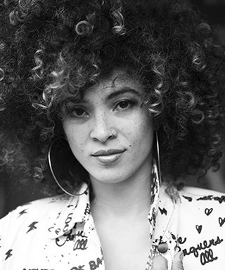 Why We're Obsessing Over Kandace Springs (and Her Gorgeous Afro)