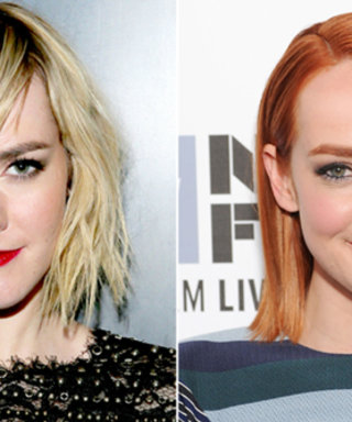 Jena Malone Is Hollywood's Newest Redhead!