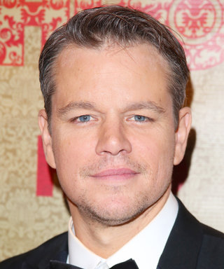 Matt Damon Turns 44! Celebrate With Our Gallery Of Hollywood's Sexiest Dads