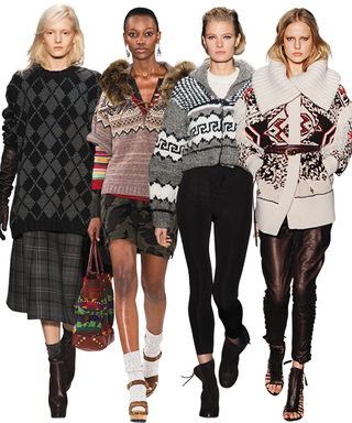 Sweater Weather: 10 Perfectly Patterned Knits for Fall