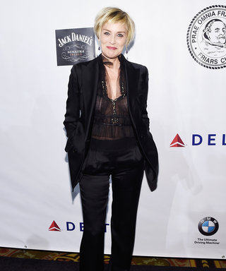 "Sharon Stone's Fashion ""Don't"" Is One We Can All Learn From"