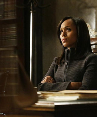 Olivia Pope Ditches Her Power Suits on Last Night's Episode of Scandal