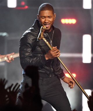 Happy Birthday, Usher! Here's a Glimpse at His Washboard Abs