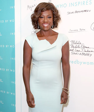 """Why Viola Davis """"Feels Fabulous"""" at Variety's Power of Women Luncheon"""