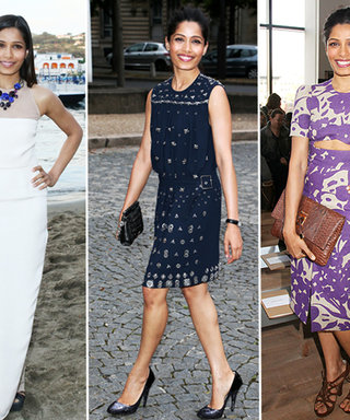 Happy 30th Birthday, Freida Pinto! See the Star's Most Stunning Looks Ever