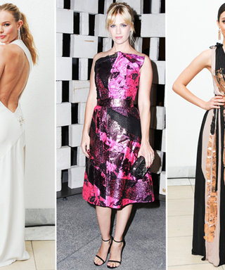 See the Stunning Dresses Kate Bosworth, January Jones, and More Stars Wore to the Hammer Museum Gala