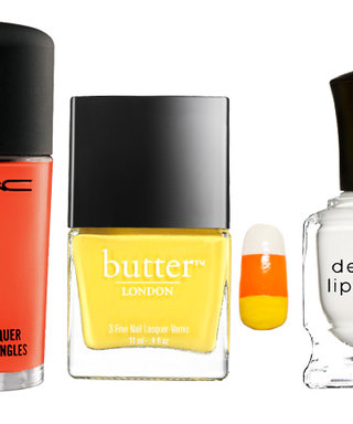Lacquer Up in These Spooky Halloween-Inspired Manicures