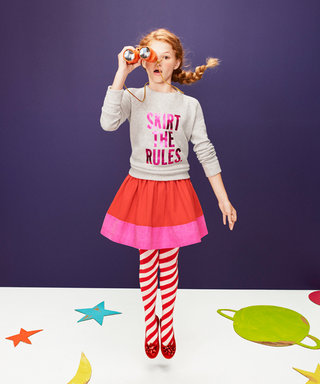 The Kate Spade for Gap Kids Collection Couldn't Be More Adorable! Get a First Look Now