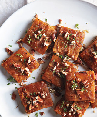 Try This Sweet Potato Pavé Recipe for Thanksgiving