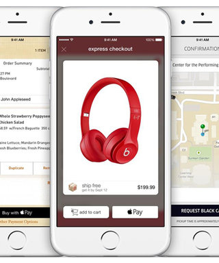 Apple Pay Introduces a New Way to Buy Things Online (and in Stores!)
