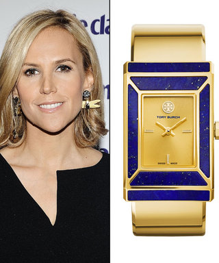 What's Tory Burch's Favorite Time of Day? Find Out and Get Details on Her New Watch Collection