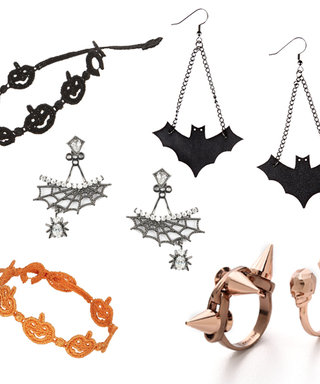 Fright Fest! 13 Spook-tacular Halloween Jewelry for the Costumeless