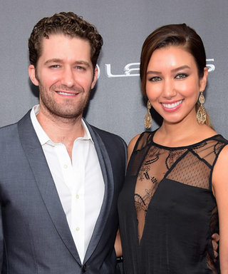 Glee's Matthew Morrison Got Married (and Sang a Duet with His New Wife)!
