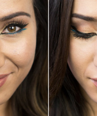 Perfect Your Cleopatra-Inspired Makeup for Halloween with Our GIF Guide