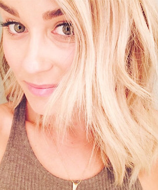 Lauren Conrad Cuts Her Hair into a Lob (as We Collectively Swoon)!