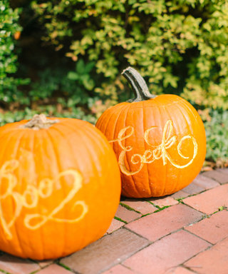 Get The Best Pumpkins On the Block With Our DIY Calligraphy Tutorial