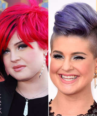Happy 30th Birthday, Kelly Osbourne! See the Star's Standout Hair Moments