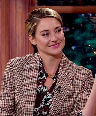 Shailene Woodley Plays Craig Ferguson's Therapist and Reveals Her Biggest Fear