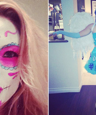 The Best Celebrity Halloween Costumes—So Far!