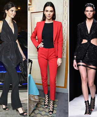Kendall Jenner's Best Spring/Summer 2014 Fashion Week Looks