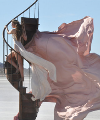 "Fine Tuned: Olivia Somerlyn On Her Ethereal Wardrobe in the ""Parachute"" Music Video"