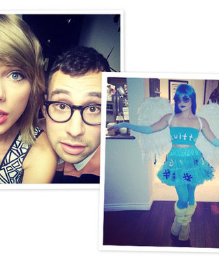 From Halloween Costumes to Taylor Swift's Album Release, the Best Weekend Celebrity Instagrams