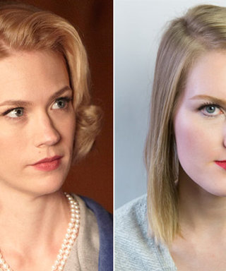 Top Off Your Mad Men Halloween Costume With This Retro Makeup Look