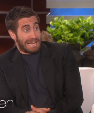 Watch Jake Gyllenhaal Get Seriously Spooked by Ellen DeGeneres