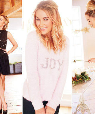 Check Out Lauren Conrad's Festive Holiday Campaign for Kohl's!