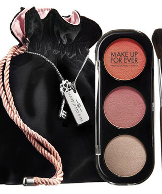 Make Up For Ever is Launching a Provocative Fifty Shades of Grey Beauty Collection
