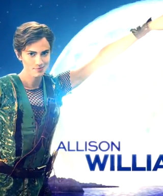 See Allison Williams Fly in the First Promo for Peter Pan Live!