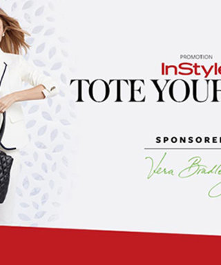 It's Your Last Cance to Enter InStyle's Tote Your Style Sweepstakes!
