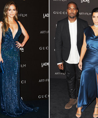 Jennifer Lopez, Kim Kardashian, Selena Gomez, and More Sizzle at the LACMA Art + Film Gala