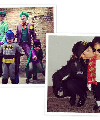 Our Favorite Celebrity Halloween Costumes