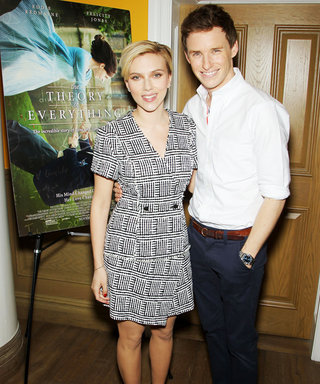 Scarlett Johansson Is Radiant at Her First Event Since Giving Birth