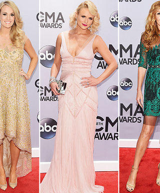 Carrie! Miranda! The Best Looks From the 2014 CMA Awards