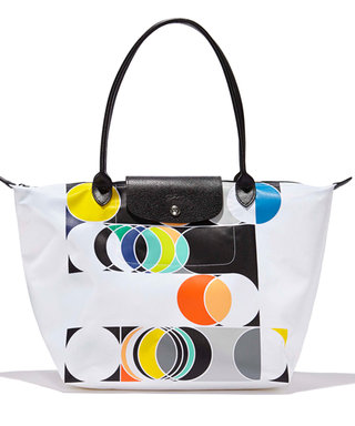 Longchamp Collaborates with Artist Sarah Morris to Celebrate 20 Years of the Brand's Classic Tote