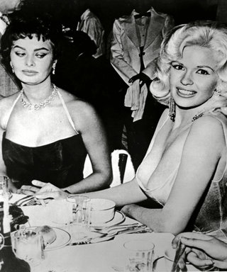 Lunchtime Links: Sophia Loren Explains Her Side Eye in Her Infamous Photo with Jayne Mansfield, Plus More Must-Reads