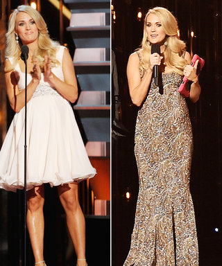 See Carrie Underwood's 10 (Yes, 10!) Amazing On-Stage Outfits from the 2014 CMA Awards