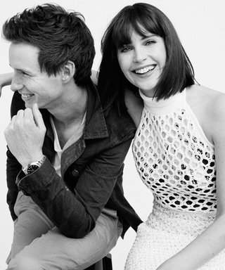 Eddie Redmayne and Felicity Jones Discuss Their Roles in The Theory of Everything