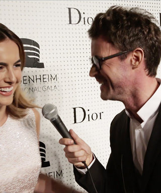 Exclusive Video: Watch Brad Goreski's Dior-geous Party Diary from the 2014 Guggenheim International Gala