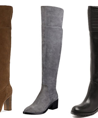 Made for Walkin'! Shop 18 Insanely Chic Over-the-Knee Boots