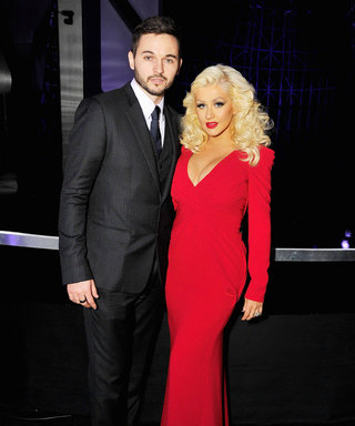 Christina Aguilera Makes Her First Red Carpet Appearance Three Months After Baby (and She Looks Amazing!)